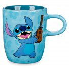 Disney Store Stitch Ukulele Mug 2018 New