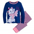 Disney Store Marie PJ PALS Set for Girls The Aristocats New 2018 Size 5