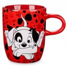 Disney Store Mug 101 Dalmatians Patch Red 2018