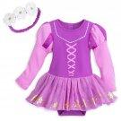 Disney Store Rapunzel Baby Costume 12-18 Months 2018 New