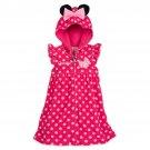 Disney Store Swim Coverup Minnie Mouse Size 2