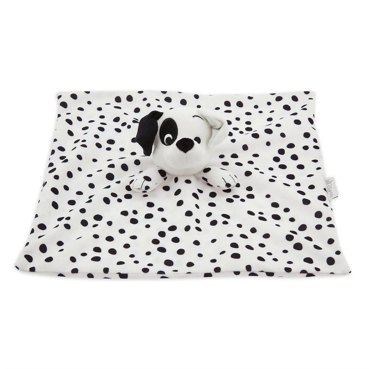 Disney Store Plush Toy Blankie for Baby 101 Dalmatians 2018