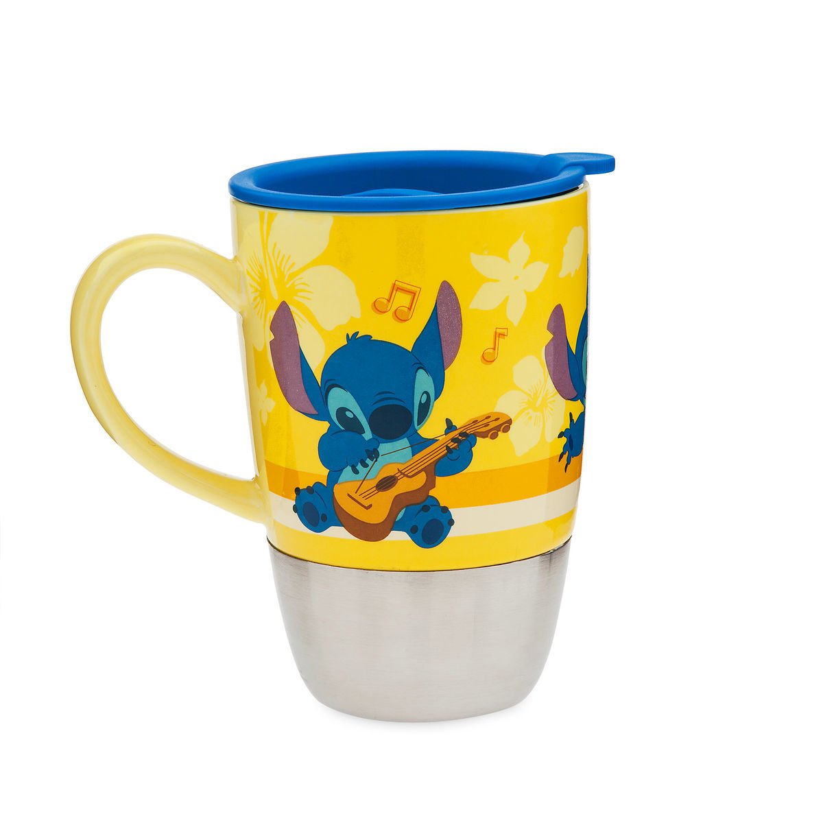 Disney Store Stitch Lilo and Stitch Travel Mug New 2018