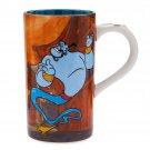 Disney Store Genie Aladdin Tall Mug New 2018