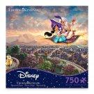 Disney Aladdin Jigsaw Puzzle by Thomas Kinkade 750 Pieces New 2019