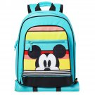 Disney Store Mickey Mouse Summer Fun Backpack with Picnic Mat New 2019