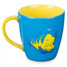 Disney Store Flounder Mug The Little Mermaid New 2019