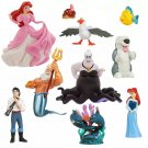 Disney Store The Little Mermaid Deluxe Figure Play Set 2019