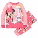 Disney Store Minnie Mouse PJ PALS Set for Girls New 2019 Size 4