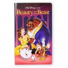 Disney Store Beauty and the Beast ''VHS Case'' Journal 2019