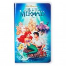 Disney Store The Little Mermaid ''VHS Case'' Journal 2019