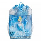 Disney Store Princess Cinderella Swim Bag Tote New 2020