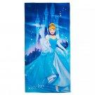 Disney Store Cinderella Beach Towel 2020
