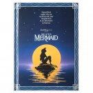 Disney Store The Little Mermaid Movie Poster Journal 2020