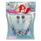 Disney Store Ariel The Little Mermaid Costume Jewelry Set 2020 New