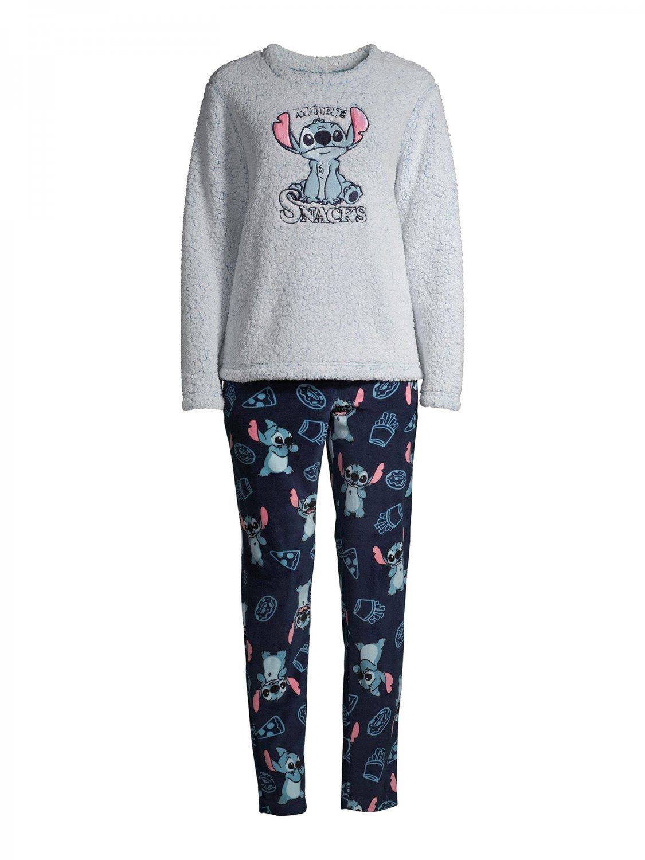 Disney Stitch Women's and Women's Plus Pajama 2020 L New 2020