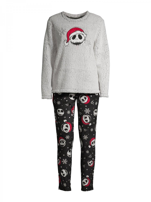 Disney Jack Skellington Women's and Women's Plus Pajama 2020 XL New