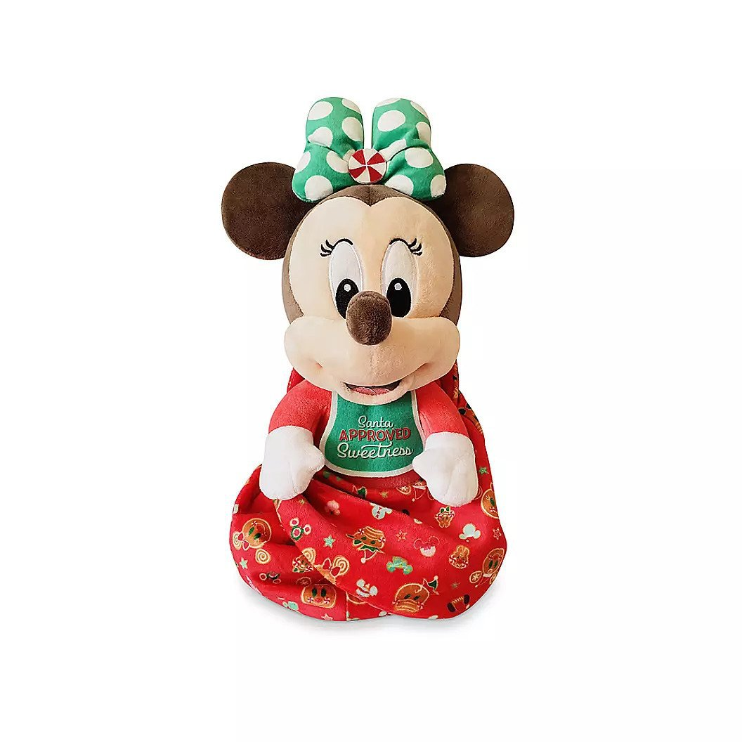 Minnie Mouse Disney Babies Holiday Plush � Small 10'' 2020 New