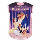 Disney Store Beauty and the Beast VHS Nightshirt for Women Size XL/XXL 2020