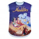 Disney Store Aladdin Jasmine VHS Nightshirt for Women Size M/L 2020