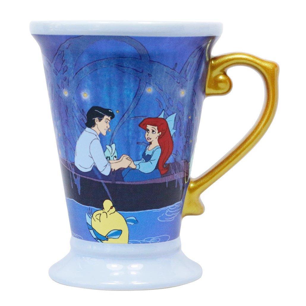 Disney Store Ariel and Eric Mug The Little Mermaid 2021