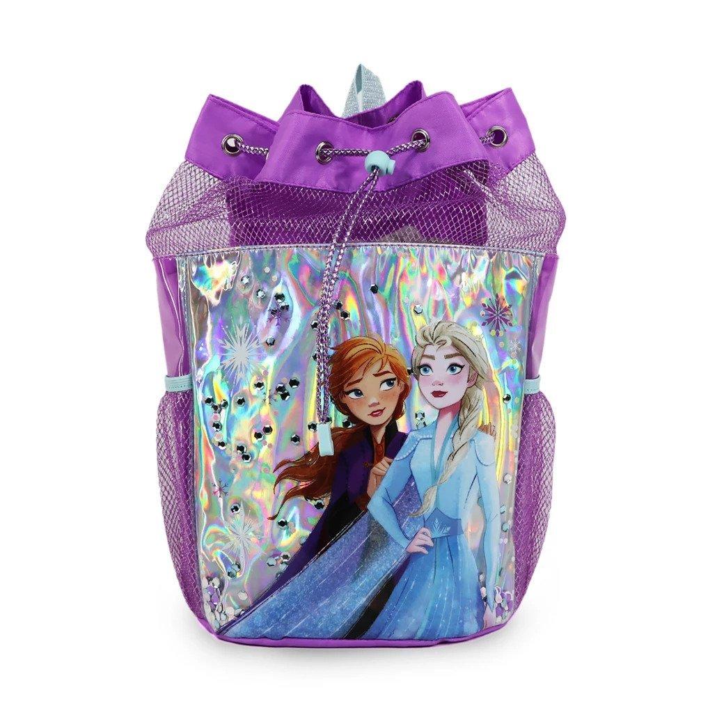 Disney Store Frozen 2 Elsa Anna  Swim Bag Tote New 2021