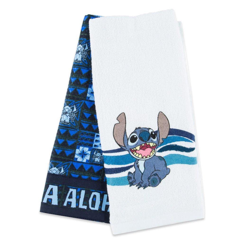 Disney Store Stitch Kitchen Towel Set 2021