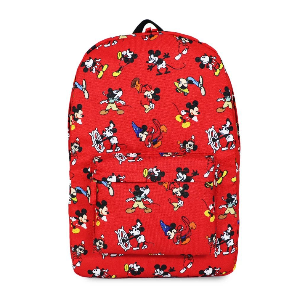 Disney Store Mickey Mouse Through the Years Backpack 2021