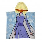Disney Store Anna and Elsa Reversible Hooded Towel – Frozen 2 2021