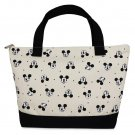 Disney Store Mickey Mouse Cotton Canvas Tote Bag 2021