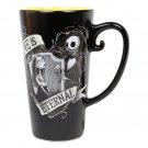 Disney Store Jack Skellington  Sally Latte Mug Tim Burton's The Nightmare Before Christmas
