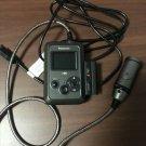 Panasonic Wearable Camera HX-A500 Gray 4K Hands Free Waterproof JAPAN F/S USED