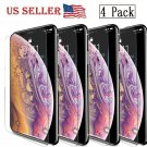 """4 PCS Screen Protector HD Tempered Glass Protector for iPhone XS MAX  6.5"""""""