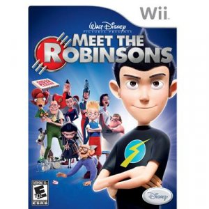 Disney's Meet the Robinsons Wii