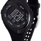Nike Triax Speed 100 Regular Watch - Black/Black/Black - WR0084-004