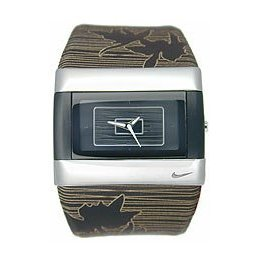Nike Merge Attract Women's Watch - Black/Blue Fox - WC0024-040