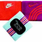 WR0094916 Sweatband Watch Baby Blue, Red, Blue and Purple