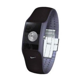 Nike Merge Leap Women's Watch - Black/Purple Steel/Silver - WC0048-037