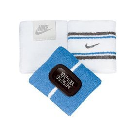 Nike Cuff Watch - White/University Blue/Light Graphite - WR0094-910