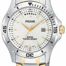 Pulsar by Seiko Men's TT Quartz Chronograph Alarm PVM025