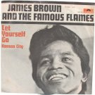 "JAMES BROWN & FAMOUS FLAMES Kansas City GERMAN 7"" PS"