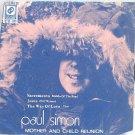 "PAUL SIMON Mother Child CLIFF RICHARD 7"" PS EP - ASIA"