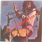 JETHRO TULL Ian Anderson MALAYSIA LP COVER Vintage
