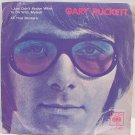 "GARY PUCKETT All That Matters 7"" PS SP CBS Asia"