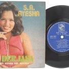 "Malay 70s Pop S.A. Ayesha Kau Berjasa 7"" PS EP"