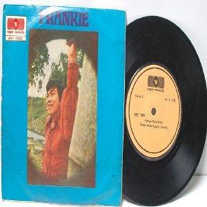 """Malay 70s Pop FRANKIE  7"""" PS EP"""