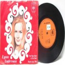 "LYNN ANDERSON You're My Man  CBS NTERNATIONAL 7"" 45 RPM PS"