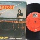 "BOLLYWOOD INDIAN Saroja GANGAI AMAREN EMI 7"" 45 RPM 1980"