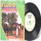 "Malay 70s Pop Band  D'LLOYD Pop Melayu vol 4 7"" PS EP"
