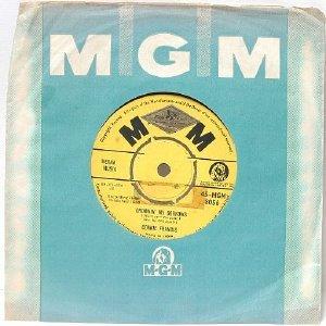 """CONNIE FRANCIS Mala Femena MGM India ASIA 7"""" 45 RPM"""